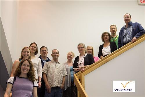 Velesco team 2015 TN