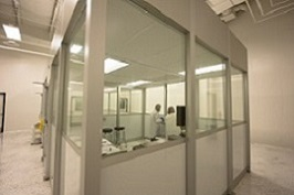 Velesco Pharmaceutical Services' GMP manufacturing facility